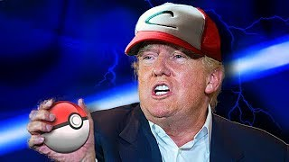 Donald Trump Singing The Pokemon Theme Song thumbnail
