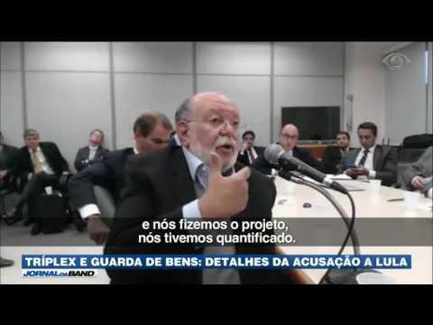 Lula é acusado de ter recebido R$ 3,7 milhões em propina