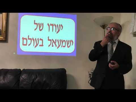 הרב ינון קלזאן - לאן מוביל אותנו הסכסוך הערבי ישראלי הרצאה ברמה גבוהה חובה לצפות!
