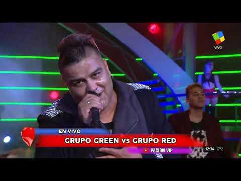 Pasión de Sábado: Grupo Green vs Grupo Red