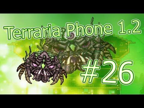 видео: lp. hm. terraria phone #26 (Поражение Окрама :3)