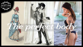 The ideal woman body throughout history + dress form figures | Justine Leconte