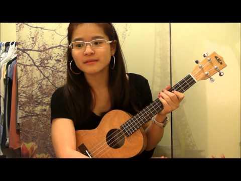 (Mini-Mel)-Jason Mraz I'm Yours ukulele tutorial