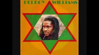 DELROY WILLIAMS -TEN TO ONE - EXTENDED (MESSAGE) REGGAE