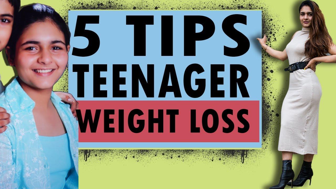 5 Best Tips For Teenagers || TEEN WEIGHT LOSS MOTIVATION || Mukti Gautam