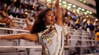 Southern University Fabulous Dancing Dolls Spotlight: Melody Byrd
