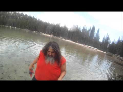 Tenaya Lake Yosemite GoPro July 14 Music - Yosemitebear62  - qk-dQSvQf4k -