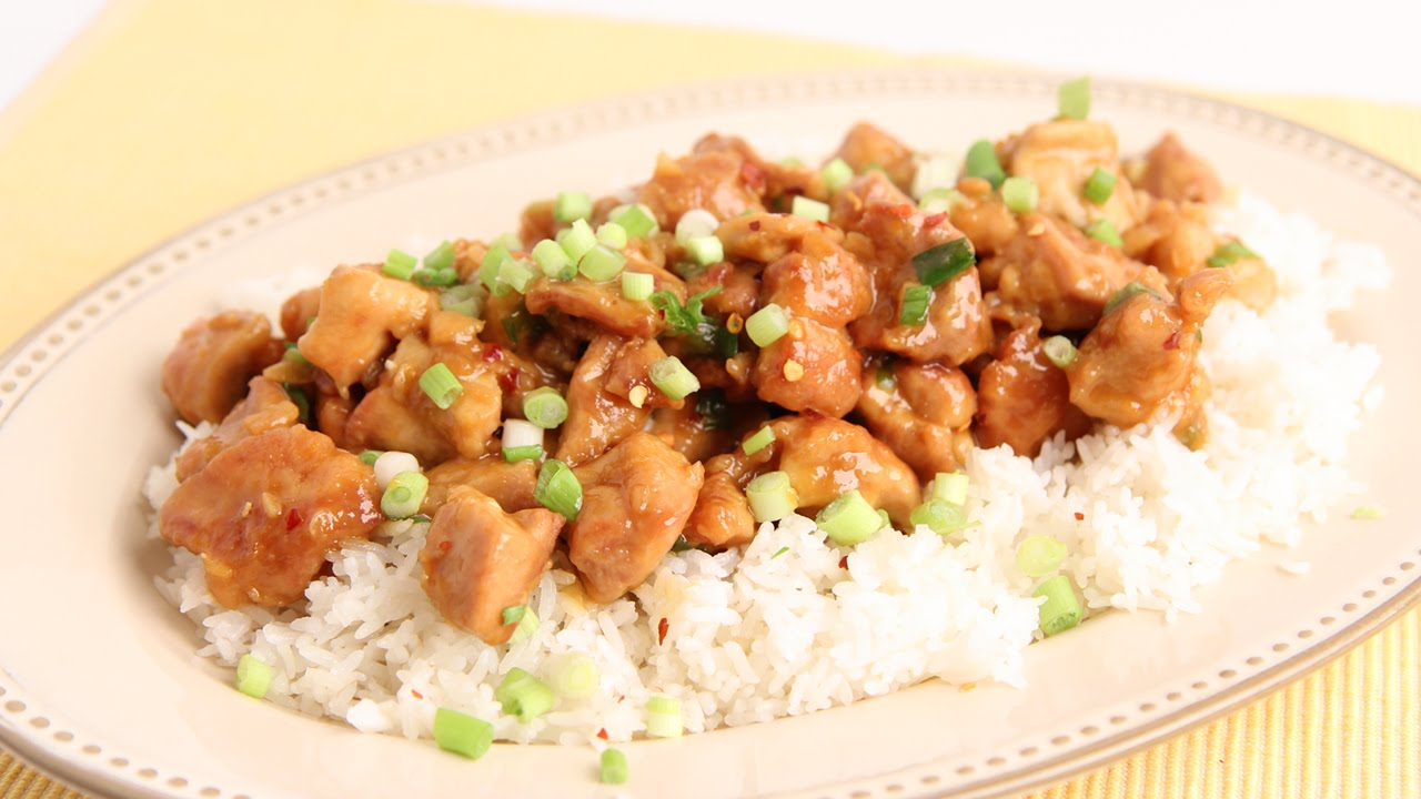 Homemade orange chicken recipe laura vitale laura in the homemade orange chicken recipe laura vitale laura in the kitchen episode 794 youtube forumfinder Choice Image