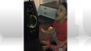 Deaf boy hears music for the first time