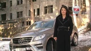 Mercedes ML350 HTV2 KS Automagazin
