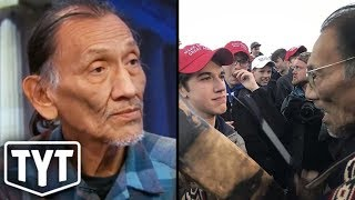 Nathan Phillips Reveals Truth About Viral Protest Video