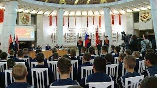 В музее-панораме «Сталинградская битва» прошел Урок мужества
