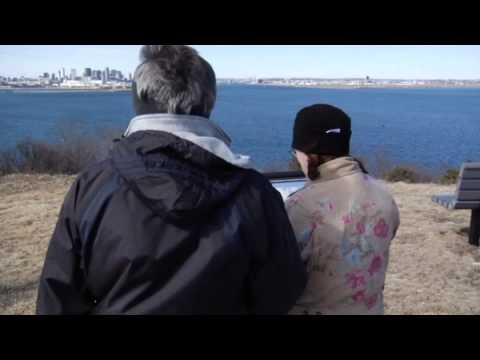 Spectacle Island with Boston