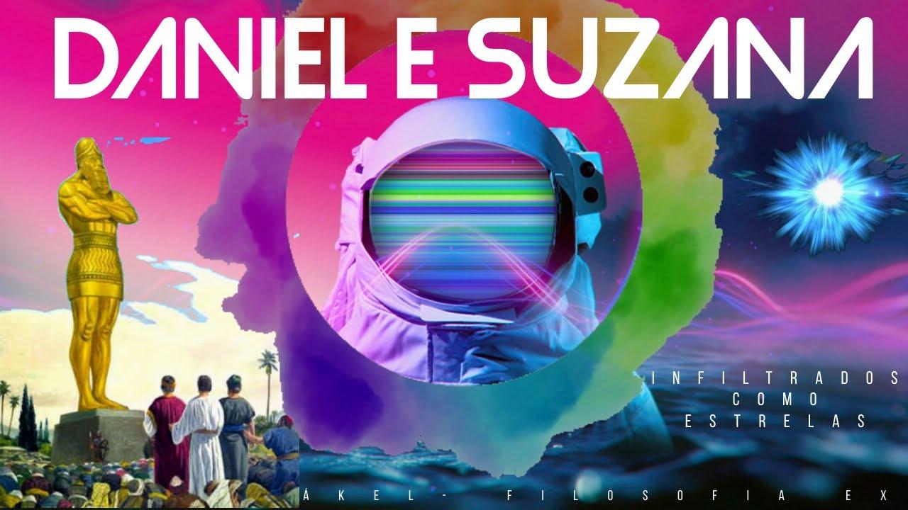 💎 DANIEL salvou SUZANA, foi amigo leal de NABUCODONOSOR, 10x mais SÁBIO que os CIENTISTAS da NASA!