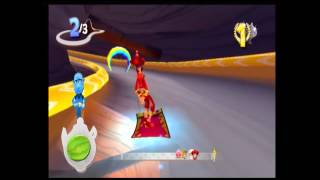 Aladdin Magic Racer Wii Gameplay Part 2