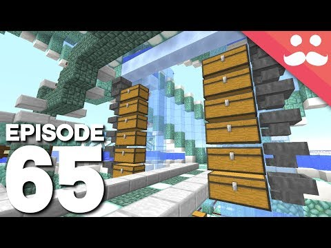 Hermitcraft 5: Episode 65 - STORAGE and...
