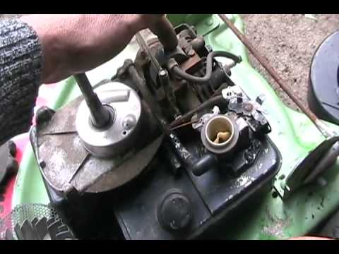 Replace Piston Rings In A Kawasaki Commercial Mower Par