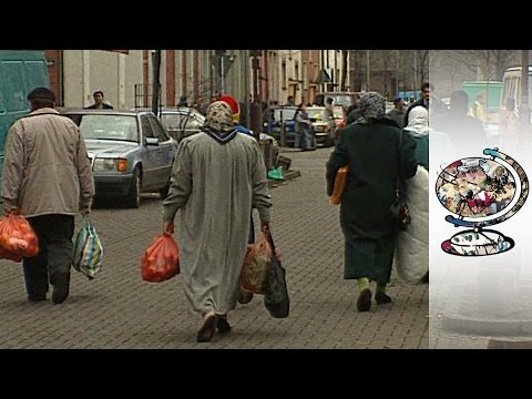 The Plight Of Kosovar Muslims In Germany (1999)