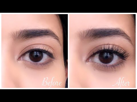 Simple Mascara Trick every girl should know for Long Thick Lashes