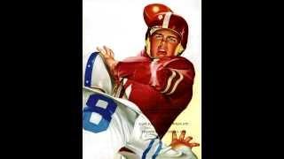 FCSHOF - Fannin County Sports Hall Of Fame - 1957 East Fannin Program