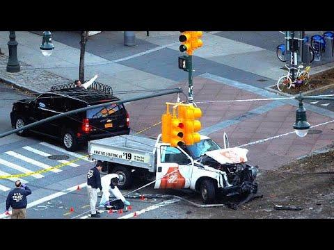 Нью-Йорк теракт в Хэллоуин