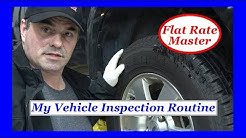 My Vehicle Inspection Routine