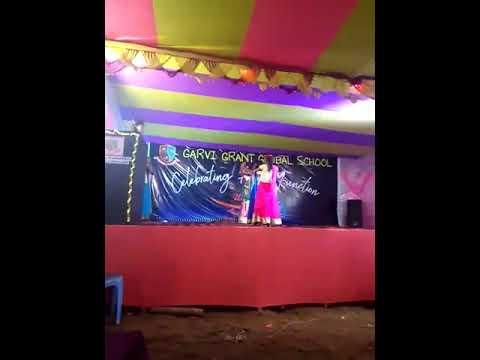 Dhin tana nana-performed by garvi grant global school