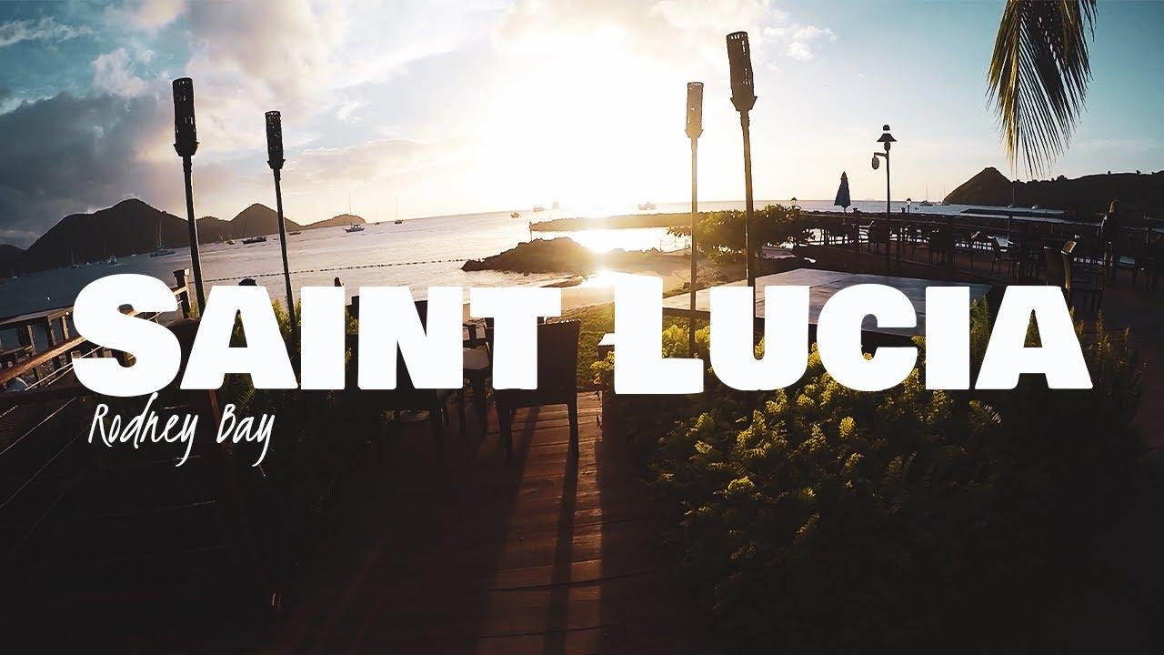 Caribbean VIBEZ│Rodney Bay, Saint Lucia