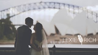 ALL THE FEELS!!! | Sydney, Australia wedding video - destination wedding