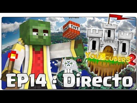 COMO ENTRAR A YOUCUBERS   YOUCUBERS 2 EP 14   #YOSOYDEYOUCUBERS - Minecraft 1.10 Serie Survival