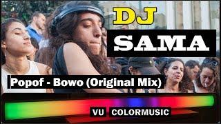 DJ SAMA & Popof - Bowo (Original Mix) / VU ColorMusic / VU Meter / VU Messgerät / VU Цветомузыка