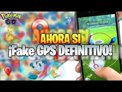 """NUEVO JOYSTICK Pokemon GO ¡ MEGA ACTUALIZACION ! """"Servicios Google Play"""" Android 6, 7 Y 8"""