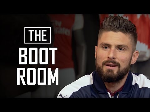 What boots will Giroud be wearing to the Euros? - Olivier Giroud: The Boot Room