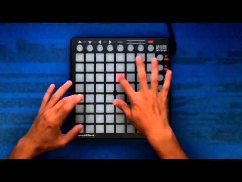 David Guetta & Showtek   BAD ft  Vassy   Launchpad Cover
