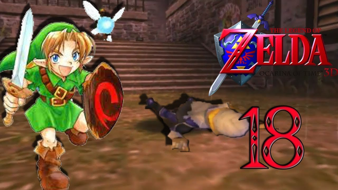 The Legend Of Zelda Ocarina Of Time 3d Ep18 Mis Au Tapis Youtube
