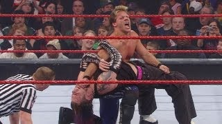 FULL-LENGTH MATCH - Raw - Jeff Hardy vs. Chris Jericho : Intercontinental Title Match