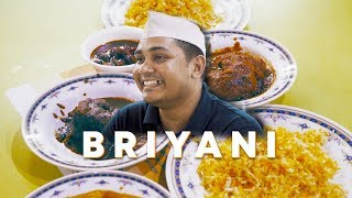 Hearty Briyani From 3rd Gen Young Hawker: Geylang Briyani Stall