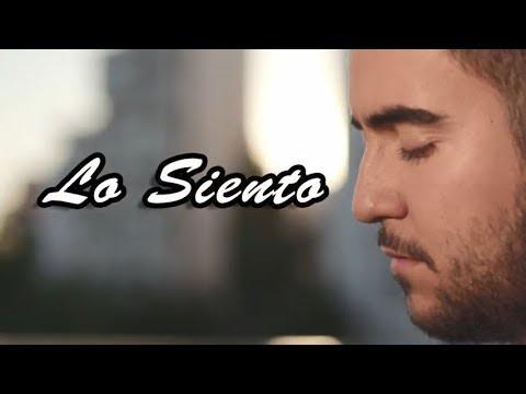 Beret - Lo Siento (Piano Y Voz)
