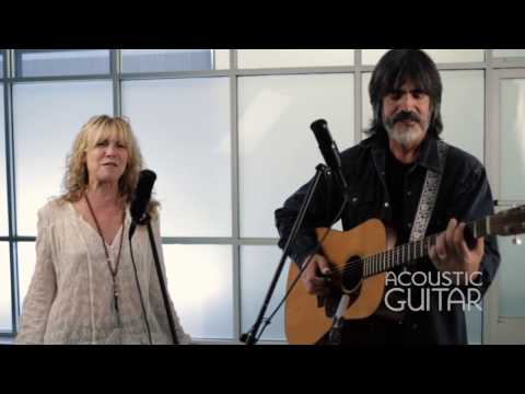 Acoustic Guitar Sessions: Larry Campbell & Teresa Williams