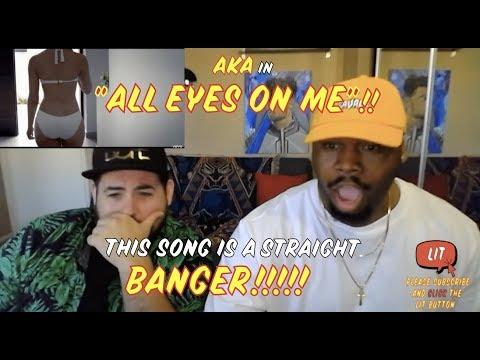 AKA - All Eyes on Me ft.  Burna Boy, Da L.E.S., JR ( Thatfire Reaction )