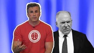 COLLUSION: JW Sues for Docs on Obama/Brennan Clinton-DNC Dossier Leak to Senate Dem Targeting Trump