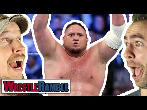 How SmackDown WON The Superstar Shake-Up! WWE SmackDown, Apr. 17, 2018 Review | WrestleRamble