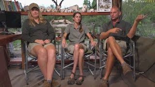 Safari Live :  Fireside Chat with most of the crew at 6:45 PM on Dec 31, 2016