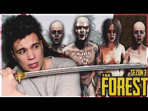 Atakujemy bazę kanibali! 💀 - The Forest #2 [SEZON 3]