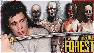 Atakujemy bazę kanibali!  - The Forest #2 [SEZON 3]