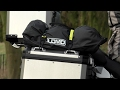 BMW R1200GS Adventure. SOFT MOTORCYCLE LUGGAGE? additional space solution!