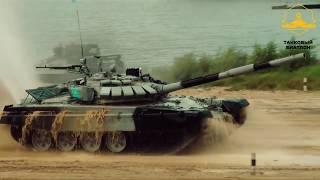 """Казахстанские военнослужащие финишировали первыми на третьем этапе конкурса """"Танковый биатлон"""""""