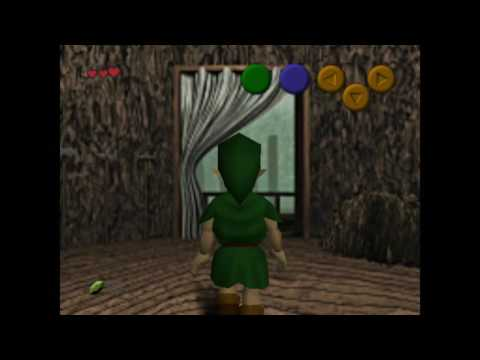 Let's Play Ocarina of Time  Blind!