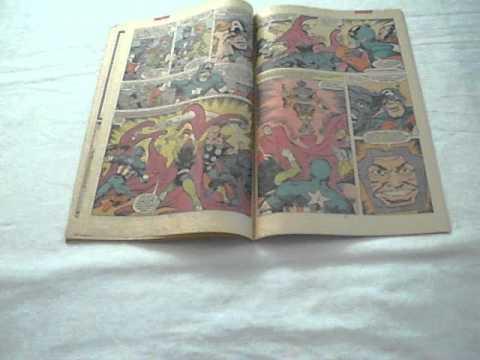Avengers Annual (1984) #13 Steve Ditko/ John Byrne