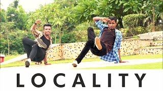 Locality Boys | Dance Cover Santosh & Mithun Choreography